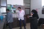 بازدید و نظارت بر عملکرد ایستگاههاو مراکز جمع آوری شیر توسط ناظرین استانی
