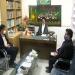 دیدار مدیر کل دامپزشکی استان یزد با امام جمعه محترم شهرستان ابرکوه